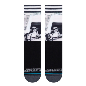 ponožky Beastie boys - ILL COMMUNICATIONS - BLACK - STANCE, STANCE, Beastie Boys