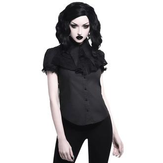 košile dámská KILLSTAR - Meave Rufe - BLACK - KSRA001660