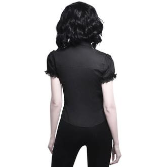 košile dámská KILLSTAR - Meave Rufe - BLACK, KILLSTAR
