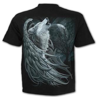 tričko pánské SPIRAL - WOLF SPIRIT, SPIRAL