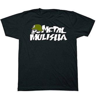 tričko pánské METAL MULISHA - IKON 2 - BLK
