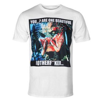 tričko pánské Predator - You Are Beautiful - White - HYBRIS, HYBRIS, Predator