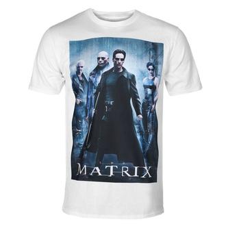 tričko pánské The Matrix - Poster - White - HYBRIS - WB-1-MTRX006-SUB-WH