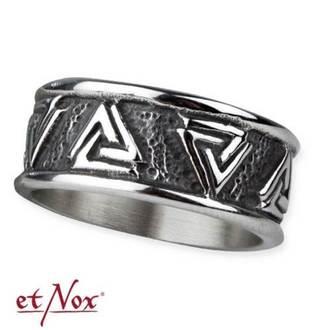 prsten ETNOX - Knot of Wotan - SR1019