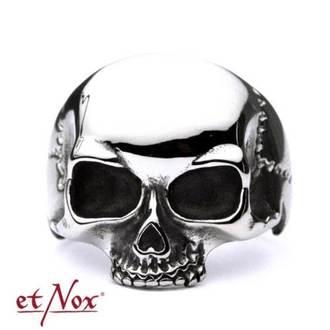 prsten ETNOX - Simple Skull, ETNOX