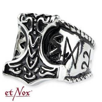 prsten ETNOX - Thor´s Hammer