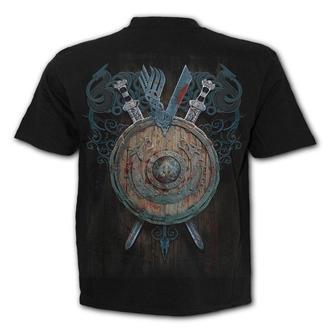 tričko pánské SPIRAL - Vikingové - BATTLE, SPIRAL