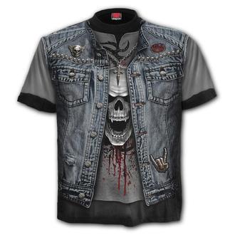 tričko pánské SPIRAL - THRASH METAL - Allover, SPIRAL