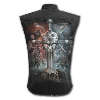 košile pánská bez rukávů SPIRAL - APOCALYPSE, SPIRAL