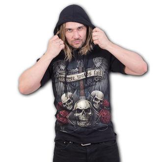 tričko pánské SPIRAL - UNSPOKEN, SPIRAL