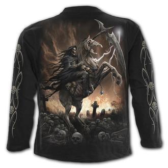 tričko pánské s dlouhým rukávem SPIRAL - PALE RIDER, SPIRAL