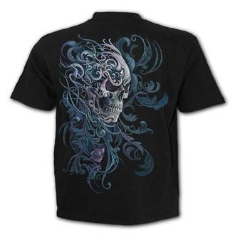 tričko pánské SPIRAL - ROCOCO SKULL, SPIRAL