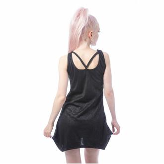 šaty dámské HEARTLESS - IMANI - BLACK, HEARTLESS