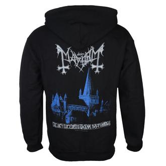 mikina pánská Mayhem - De Mysteriis Dom Sathanas - RAZAMATAZ, RAZAMATAZ, Mayhem