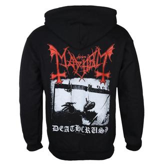 mikina pánská Mayhem - Deathcrush - (Black) - RAZAMATAZ, RAZAMATAZ, Mayhem