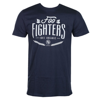 tričko pánské Foo Fighters - NAVY- ROCK OFF, ROCK OFF, Foo Fighters