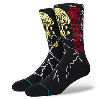 ponožky IRON MAIDEN - NIGHT CITY - BLACK - STANCE, STANCE, Iron Maiden