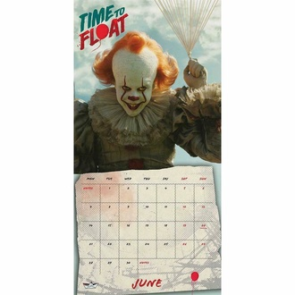 kalendář na rok 2021 - IT, NNM