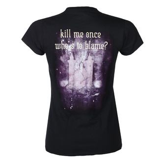 tričko dámské CHILDREN OF BODOM - Kill me once - NUCLEAR BLAST, NUCLEAR BLAST, Children of Bodom