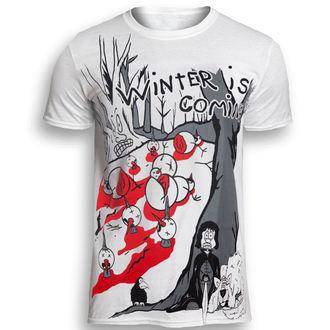 tričko pánské ALISTAR - Winter is Coming
