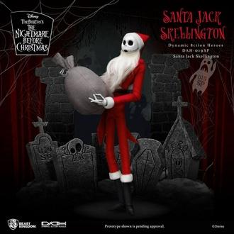figurka Nightmare Before Christmas - Dynamic 8ction Heroes -  Santa Jack Skellington, NNM, Nightmare Before Christmas