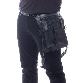 taška (ledvinka) VIXXSIN - JAKAL - UNISEX - BLACK, VIXXSIN
