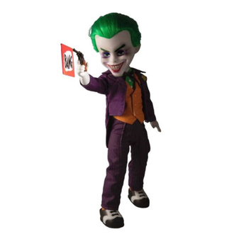 figurka (panenka) Joker - DC Universe - LIVING DEAD DOLLS, LIVING DEAD DOLLS