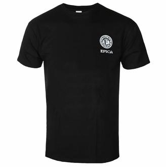 tričko pánské Epica - Flower Logo - DRM134838