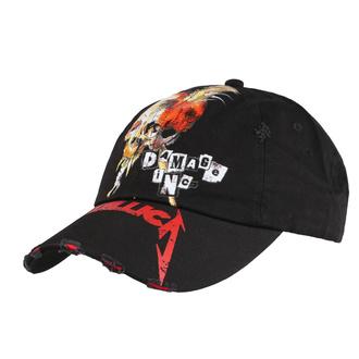 kšiltovka Metallica - Damage inc Distressed - Black, NNM, Metallica