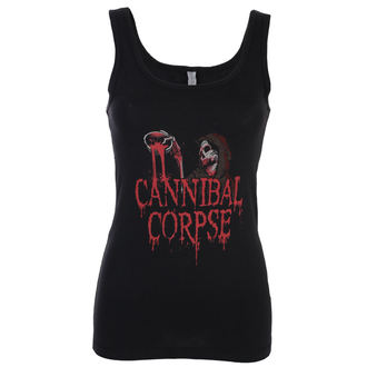 tílko dámské CANNIBAL CORPSE - BLOOD GHOUL - JSR, Just Say Rock, Cannibal Corpse