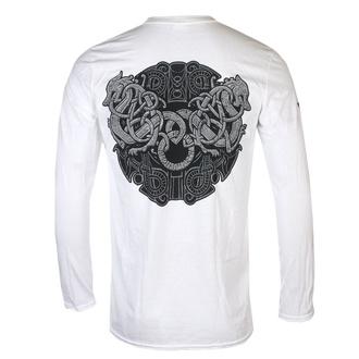 tričko pánské s dlouhým rukávem AMON AMARTH - GREY SKULL - White - PLASTIC HEAD, PLASTIC HEAD, Amon Amarth