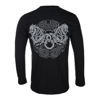 tričko pánské s dlouhým rukávem AMON AMARTH - GREY SKULL - Black - PLASTIC HEAD, PLASTIC HEAD, Amon Amarth