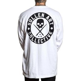 tričko pánské s dlouhým rukávem SULLEN - BOH - WHITE, SULLEN
