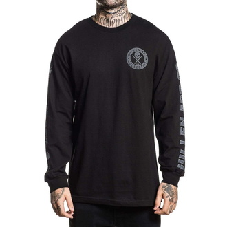 tričko pánské s dlouhým rukávem SULLEN - BOH - BLACK, SULLEN