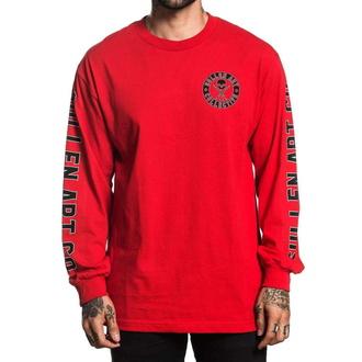 tričko pánské s dlouhým rukávem SULLEN - BOH - RED, SULLEN