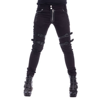 kalhoty dámské Heartless - JOY - BLACK - POI495