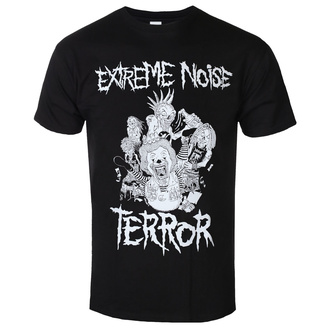 tričko pánské EXTREME NOISE TERROR - FOR LIFE - IN IT - PLASTIC HEAD, PLASTIC HEAD, Extreme Noise Terror