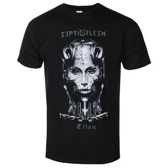 tričko pánské SEPTICFLESH - TITAN HEAD - PLASTIC HEAD, PLASTIC HEAD, Septicflesh