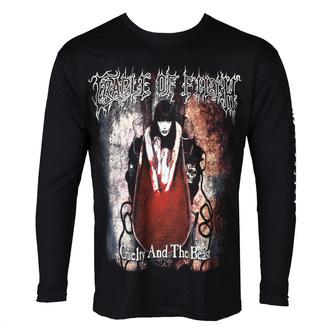 tričko pánské s dlouhým rukávem CRADLE OF FILTH - CRUELTY AND THE BEAST - PLASTIC HEAD - PH11562LS
