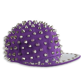 kšiltovka Cupcake Cult - FULL SPIKE - PURPLE/SILVER, CUPCAKE CULT
