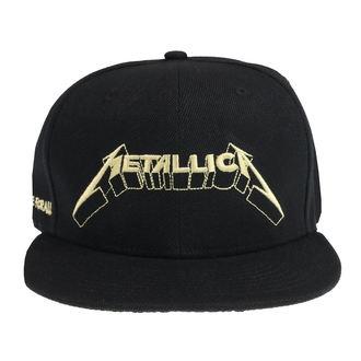 kšiltovka Metallica - Justice Glow - Black, NNM, Metallica