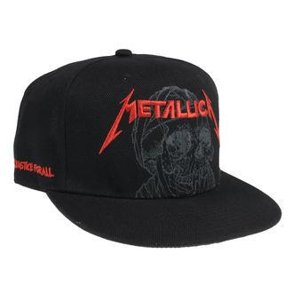 kšiltovka Metallica - One Justice - Black, NNM, Metallica