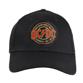 kšiltovka AC/DC - Est 1973 - ROCK OFF, ROCK OFF, AC-DC