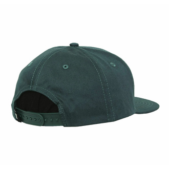 kšiltovka FALLEN - Insignia Flat - Green-Black, FALLEN