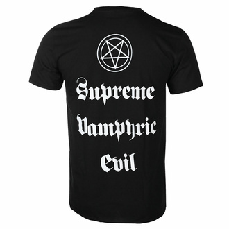 tričko pánské Cradle Of Filth - Supreme Vampiric Evil - Black - RTCOFTSBSUP