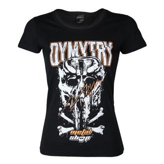 tričko dámské METALSHOP x DYMYTRY, METALSHOP, Dymytry