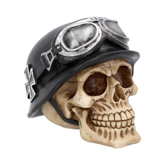 dekorace Iron Cross Skull, NNM