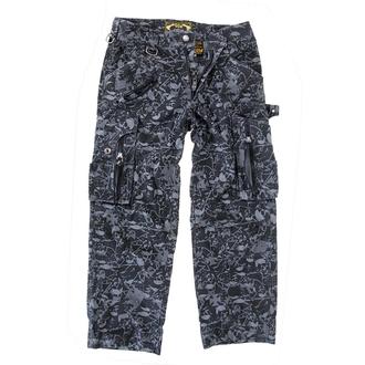 kalhoty pánské HEAVENLY DEVIL - GGW45 - Trousers - Camo