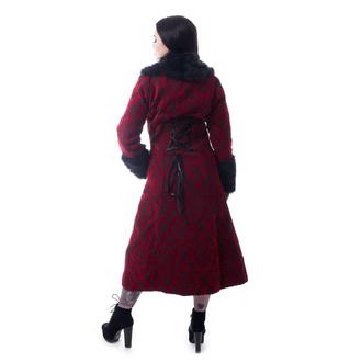 kabát dámský POIZEN INDUSTRIES - KASTE - RED, POIZEN INDUSTRIES