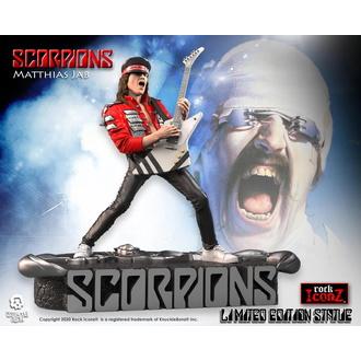 figurka Scorpions - Matthias Jabs - KNUCKLEBONZ, KNUCKLEBONZ, Scorpions